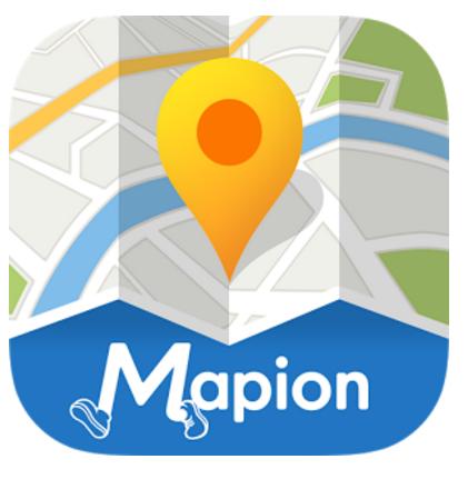 お出かけアプリ!地図マピオンにしかない唯一の使い方!