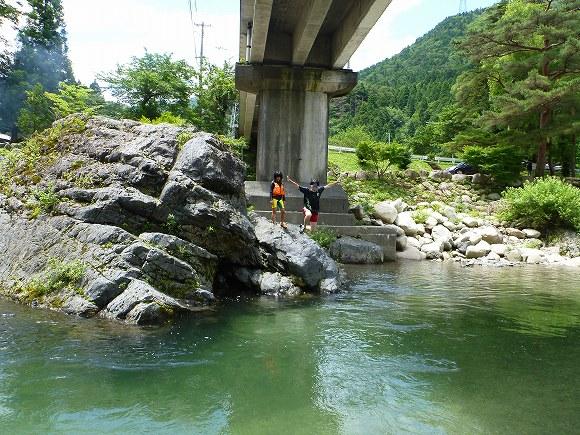 滋賀の川遊びスポット!深山キャンプ場まとめ!