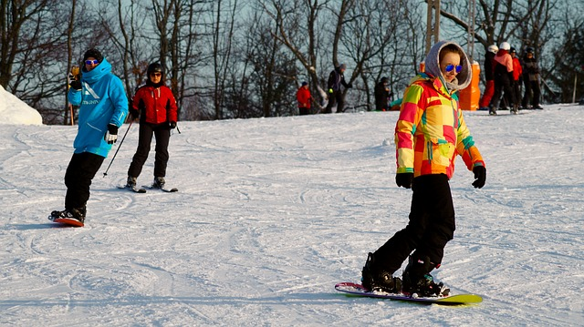 関西のスキー場!スノーボード初心者におすすめのゲレンデは?