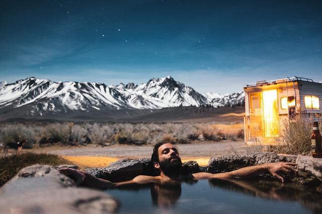 関西の日帰り温泉!冬は雪景色が見られる源泉かけ流し温泉10選!