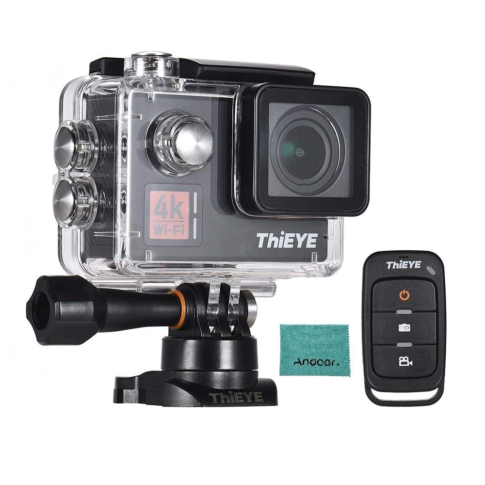 スノボ・スキー用カメラにおすすめ!格安4kアクションカメラ7選!