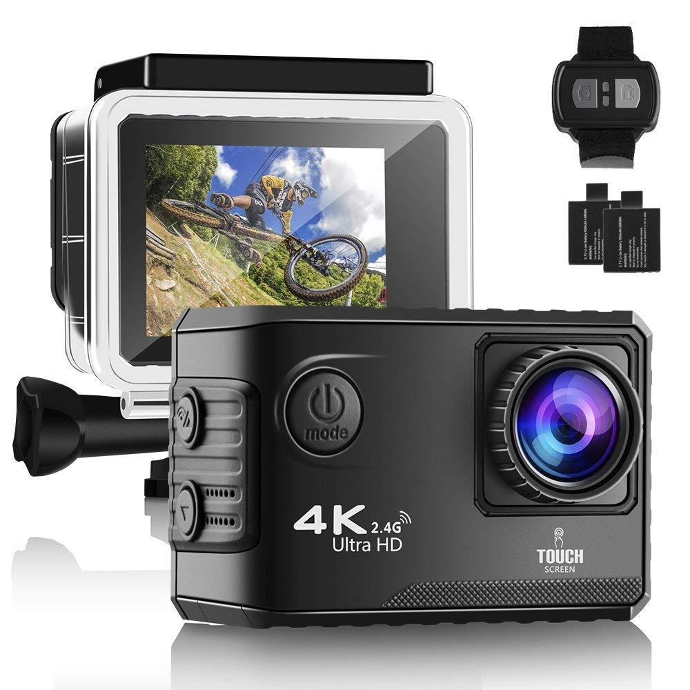 【ドラレコ代わり】格安4kアクションカメラのおすすめは?